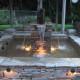 Alcove Formal Fountain