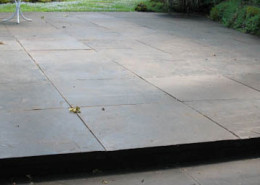 Flagstone Patio - After