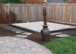 Beautiful Paver Patio & Landscape