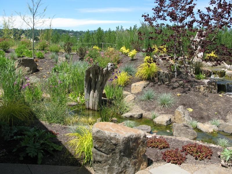 Landscaping, Eugene, OR