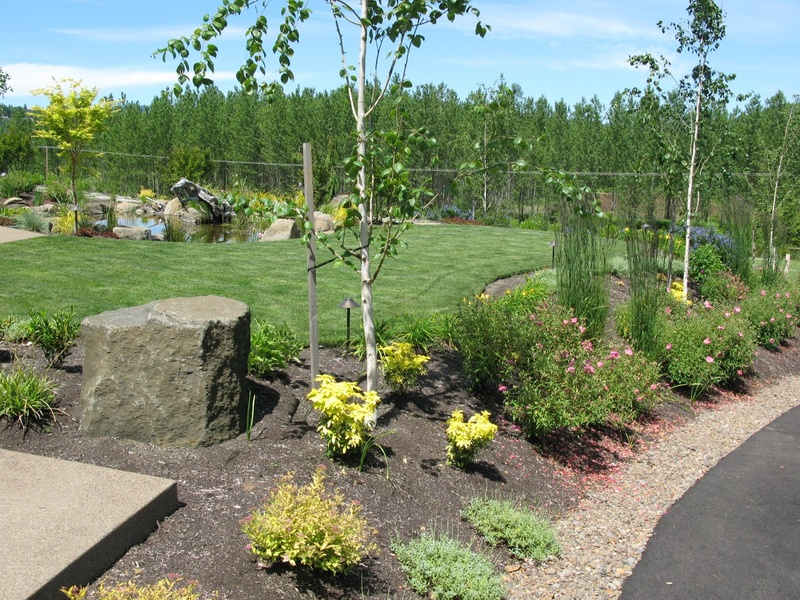 Landscaping, Eugene, OR